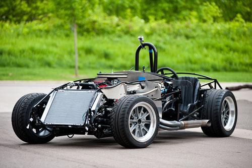 Factory Five Go Kart