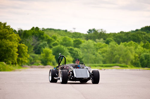 Factory Five Go Kart